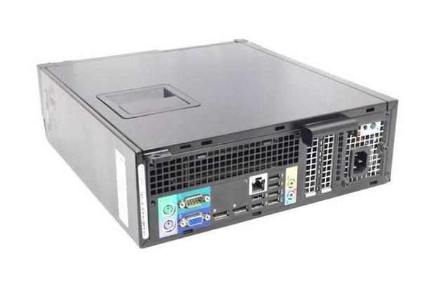 DELL 7010 SFF i3-3220 4GB 250GB