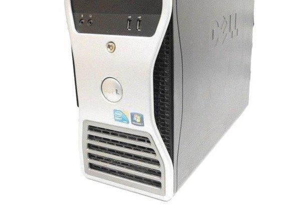 DELL T5500 E5520 4x2.26GHz 8GB 240GB SDD NVS WIN 10 HOME