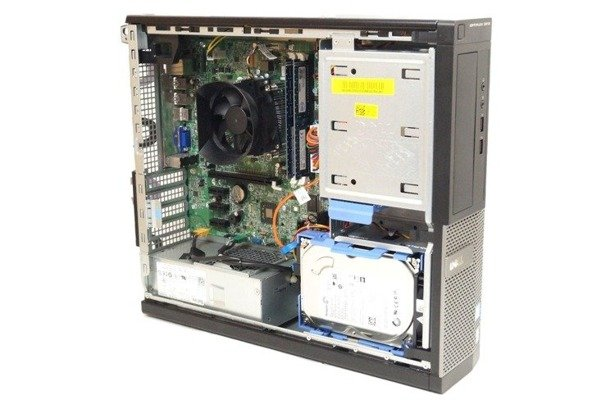 DELL 3010 DT i3-3240 8GB 120GB SSD WIN 10 PRO