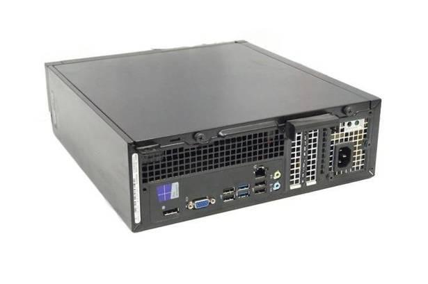 DELL 3020 SFF i5-4570 8GB 500GB WIN 10 HOME