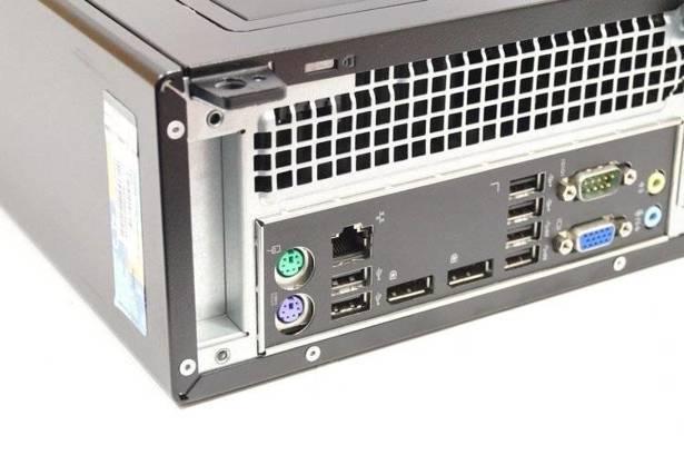 DELL 7010 DT i3-2100 8GB 240GB SSD WIN 10 HOME