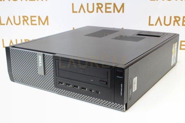 DELL 7010 DT i5-3470 8GB 120GB SSD GTX 1050 TI WIN 10 HOME