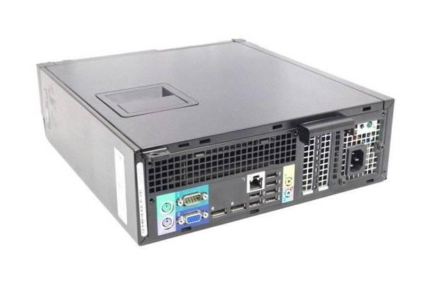 DELL 7010 SFF i5-3470 8GB 120GB SSD WIN 10 HOME