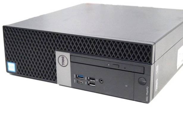 DELL 7050 SFF i5-7500 8GB 240GB SSD WIN 10 HOME
