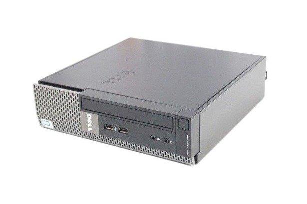 DELL 790 USFF i3-2100 8GB 120GB SSD WIN 10 HOME