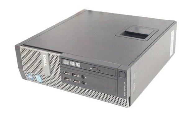 DELL 9010 SFF i5-3470 16GB 480GB SSD