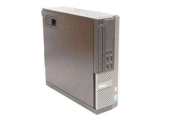 DELL 9020 SFF i3-4130 8GB 120GB SSD WIN 10 HOME