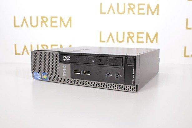 DELL 9020 USFF i3-4130 8GB 500GB WIN 10 HOME