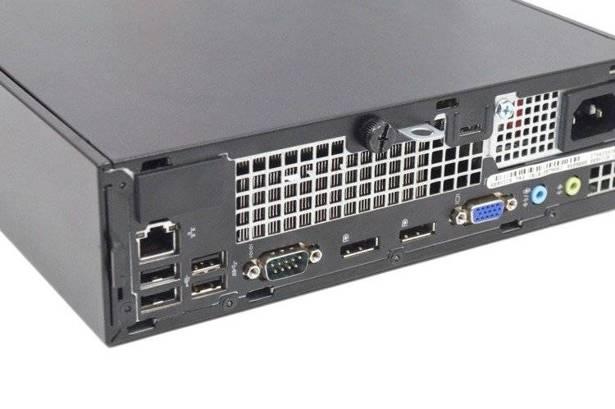 DELL 9020 USFF i5-4570s 16GB 480GB SSD