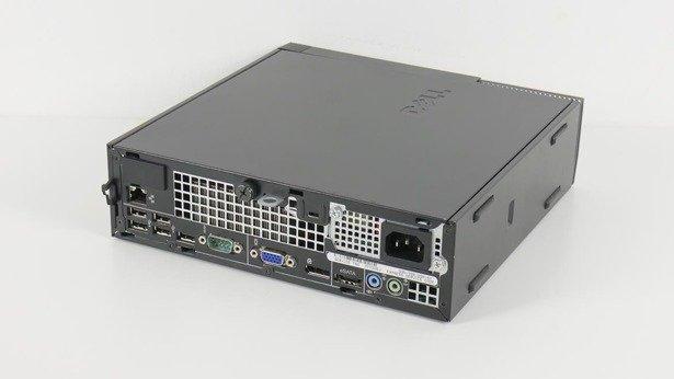 DELL 990 USFF i5-2400s 8GB 120GB SSD WIN 10 HOME