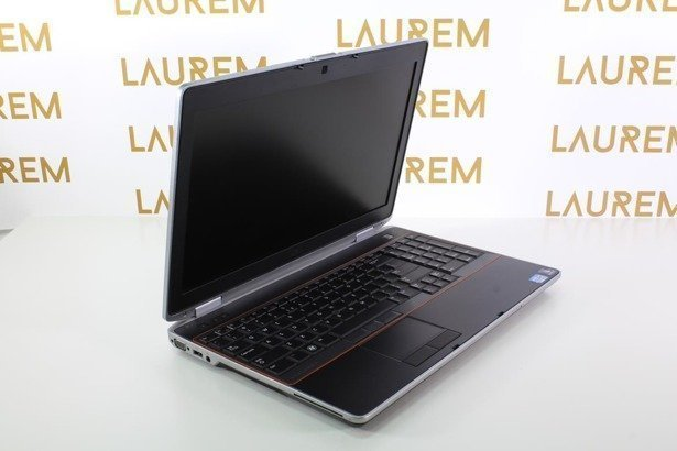 DELL E6520 i5-2520M 4GB 120GB SSD