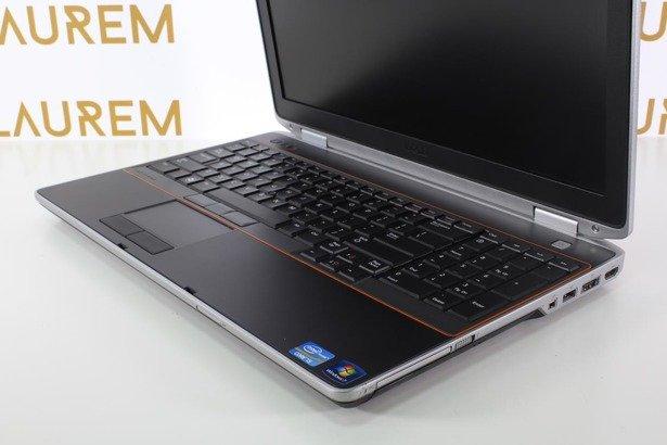 DELL E6520 i5-2520M 4GB 240GB SSD WIN 10 PRO