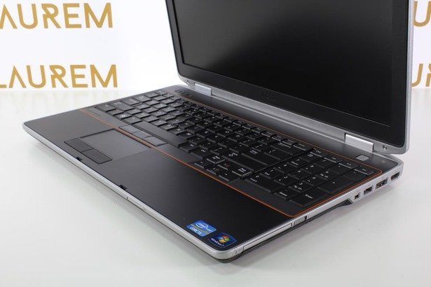 DELL E6520 i7-2640M 4GB 120SSD FHD 4200M WIN10 PRO