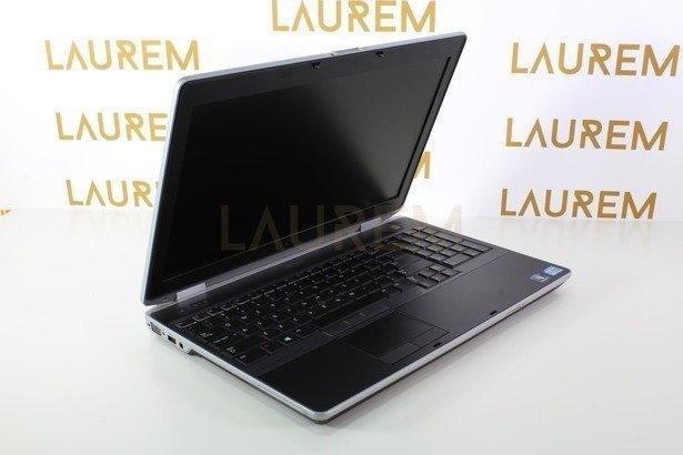 DELL E6530 i5-3320M 8GB 120GB SSD FHD