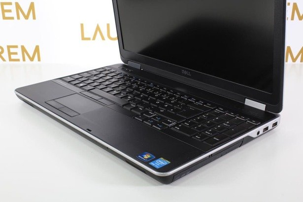 DELL E6540 i5-4300M 8GB 250GB 8790M WIN 10 PRO