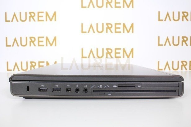 DELL M4700 i5-3320 16GB 500GB K1000M FHD WIN10 PRO