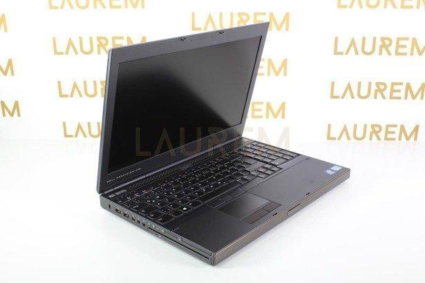 DELL M4700 i7-3840QM 8GB 240SSD K2000M FHD W10PRO