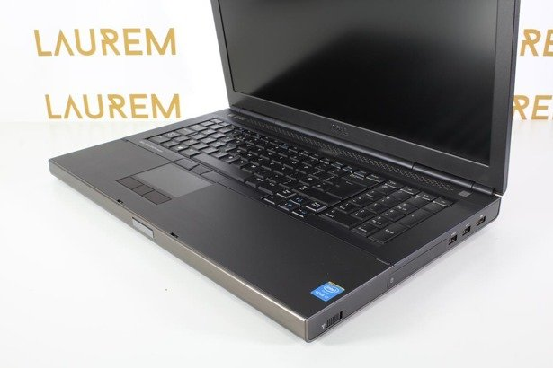 DELL M6800 i7-4800Q 32GB 240SSD K4100M HD+ WIN 10