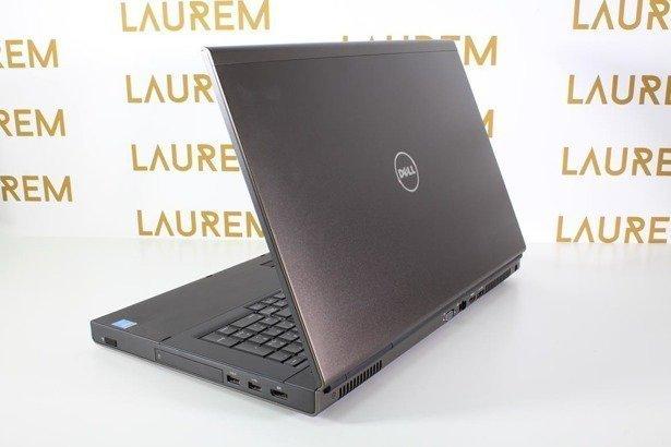 DELL M6800 i7-4900MQ 8/750+240SSD K3100M FHD W10P