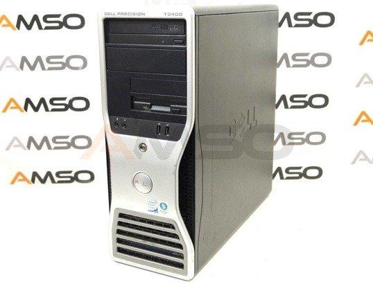 DELL Precision T3400 E8400 2x3.0GHz 4GB 250GB DVD NVS