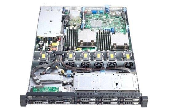 DELL R420 2xE5-2430L 32GB 2x146GB SAS 2xPSU PERC H710p iDRAC7 + Szyny