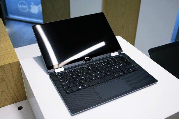 DOTYKOWY DELL XPS 13 9365 i7-8500Y 8GB 240GB SSD 4K WIN 10 HOME