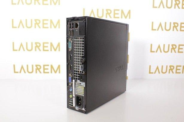 DUPLIKAT DELL 9010 SFF i5-3470 8GB 240GB SSD WIN 10 PRO