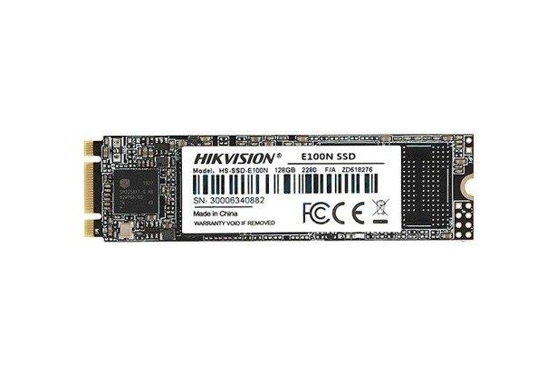 DYSK  M.2 HIKVISION 256GB SSD E100N SATA 6GB/s (500/450 MB/s) TLC