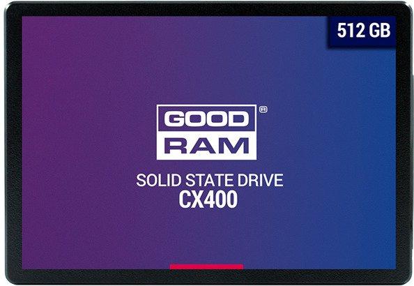 """DYSK SSD GOODRAM CX400 512GB 2,5"""" TLC"""