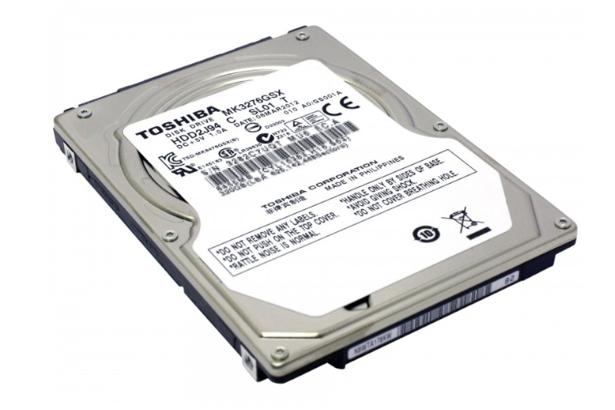 """DYSK TWARDY TOSHIBA MK3276GSX 320GB 2,5"""" 8MB SATA II"""