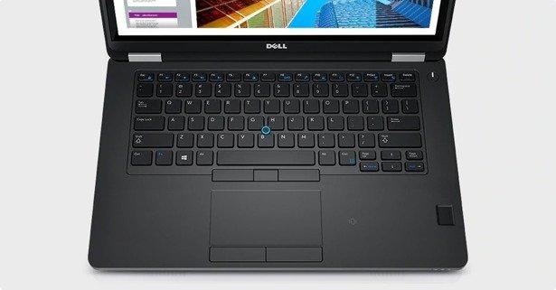 Dell E5470 i7-6820HQ 16GB 256GB SSD FHD WIN 10 HOME