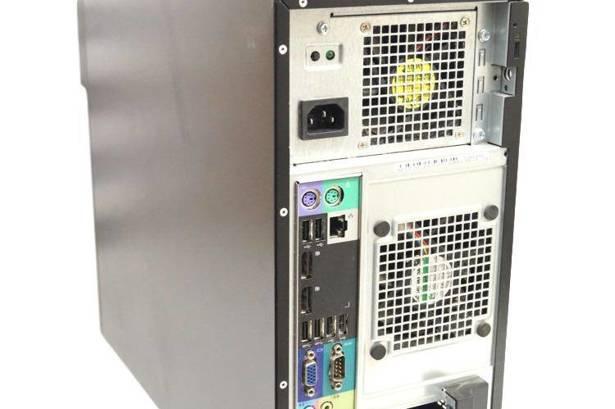 Dell Precision T1700 E3-1270v3 3.5GHz 8GB 480GB SSD DVD NVS Windows 10 Home PL