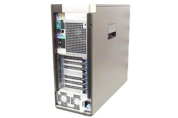 Dell Precision T3610 E5-1603 QUAD 8GB 240GB SSD NVS Windows 10 Professional PL