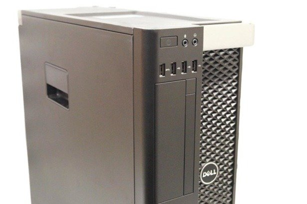 Dell Precision T3610 E5-1650v2 16GB 240GB SSD DVD NVS Windows 10 Professional PL