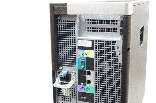 Dell Precision T7600 E5-2687W 8x3.1GHz 64GB 500GB+480SSD NVS Windows 10 Professional PL