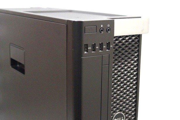 Dell Precision T7810 2x E5-2609v3 6x1.9GHz 16GB 240GB SSD NVS Windows 10 Professional PL