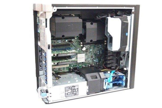 Dell Precision T7810 2x E5-2609v3 6x1.9GHz 32GB 500GB NVS Windows 10 Professional PL