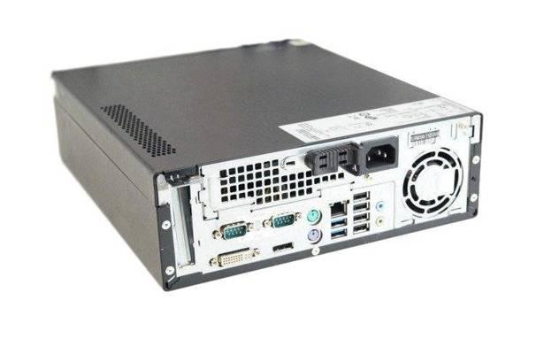 FUJITSU C720 SFF i5-4570 8GB 240GB SSD WIN 10 HOME