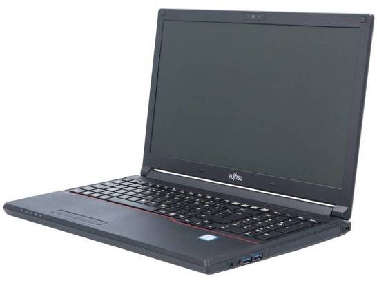 FUJITSU E556 i5-6300U 8GB 240GB SSD WIN 10 HOME