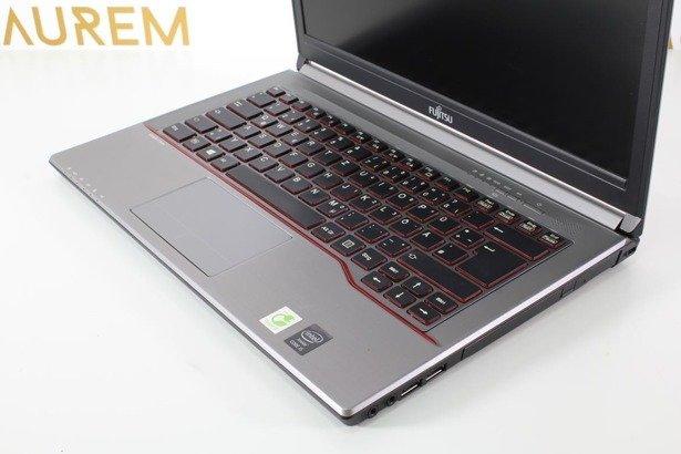 FUJITSU E734 i5-4200M 8GB 240SSD WIN 10 HOME