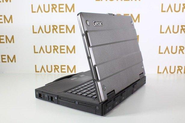 GETAC S400 DOTYK i5-3320M 8GB 500GB WIN 10 HOME