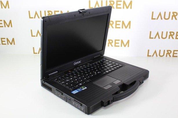 GETAC S400 i5-3320M 4GB 120GB SSD GT730