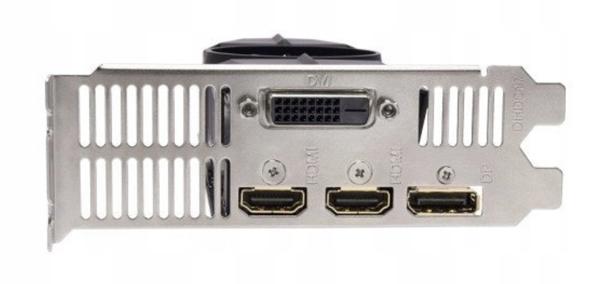 GIGABYTE GTX 1050 Ti OC LP 4GB GDDR5