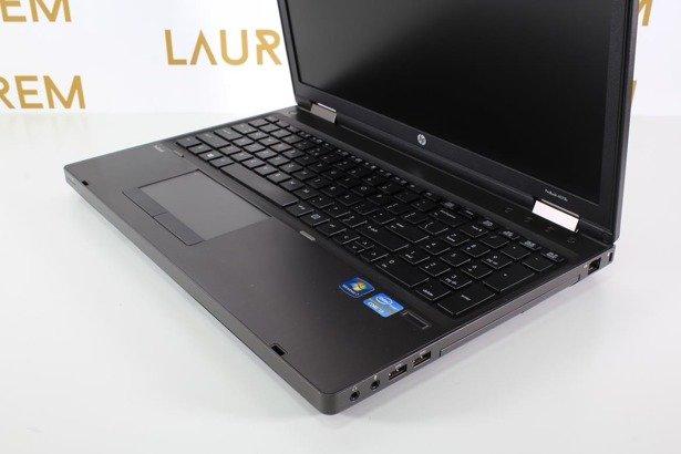 HP 6570b i3-2370M 8GB 240GB SSD WIN 10 HOME