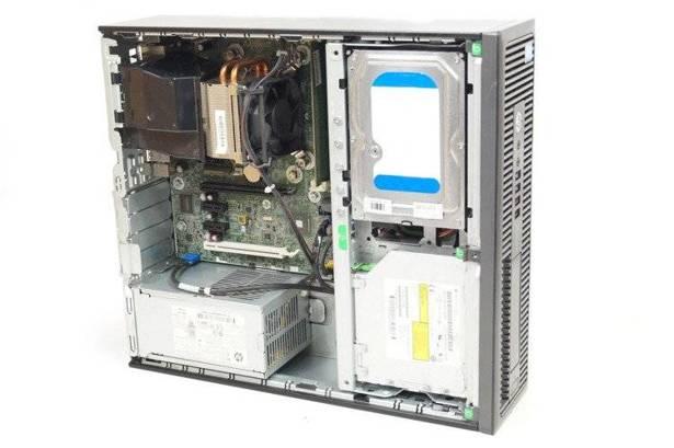 HP 800 G1 SFF i5-4570 4GB 500GB