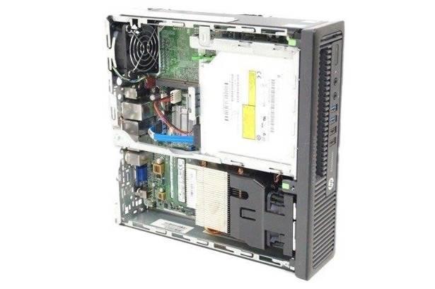 HP 800 G1 USDT i5-4570s 16GB 480GB SSD