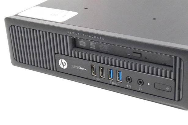 HP 800 G1 USDT i5-4570s 4GB 320GB WIN 10 HOME