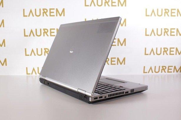 HP 8570p i5-3320M 8GB 120GB SSD HD+ WIN 10 PRO