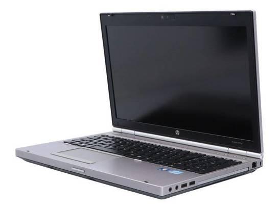 HP 8570p i5-3320M 8GB 240GB SSD FHD WIN 10 HOME
