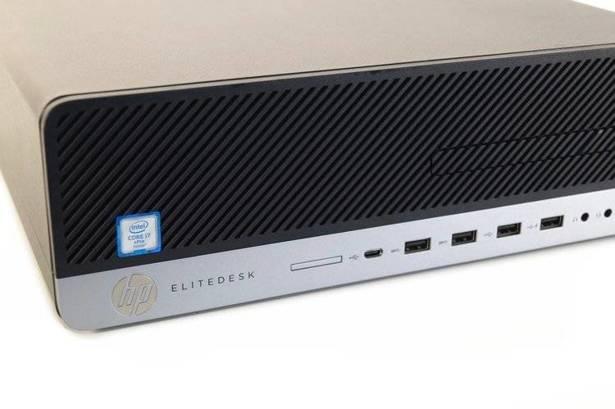 HP EliteDesk 800 G3 SFF i5-6500 8GB 240GB SSD WIN 10 HOME